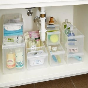 Under the Sink Storage options