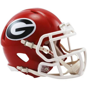 Georgia Football helmet