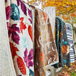 Better Homes & Garden throws