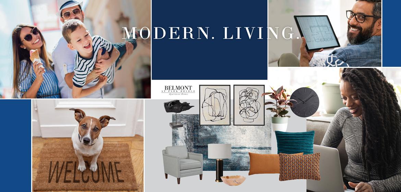 Belmont Park Bridge - Modern Living