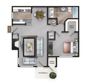 Derby floor plan
