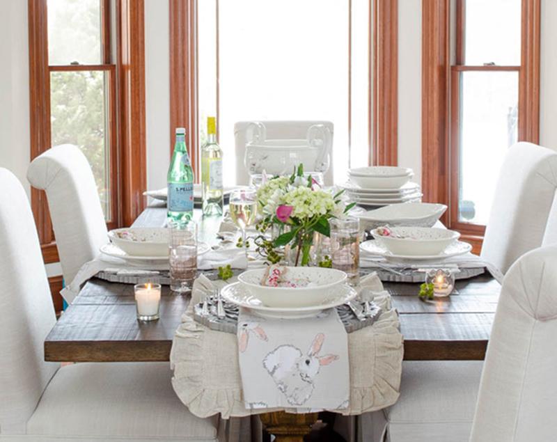 HomeGoods Easter Tablescape