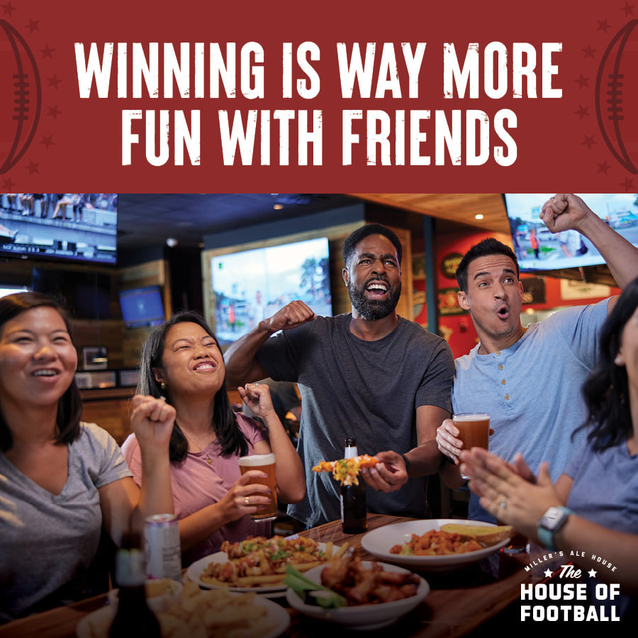 Winning With Friends